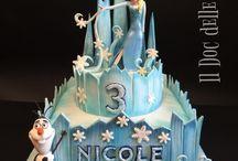 Frozen τούρτες
