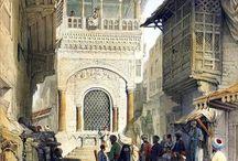 kahirede çarşı osmanlı dönemi