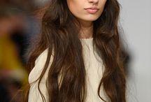 Hair / Hair styles, inspiration