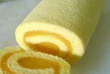 Limonlu Rulo Pasta