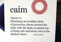 calming words