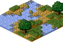 Pixel-Art Environment Isometric