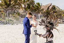 Tropical Destination Wedding / by Lauren Rutherford