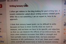 IEPs/Goal Writing OT/PT