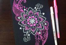 Watercolors Patterns