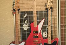 Fender bird bass / Fender neck + gibson body