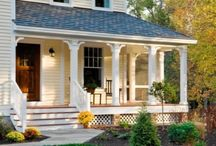 front porch / by Jessica Donoho