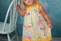 Children clothes patterns / by Lacy Callaway