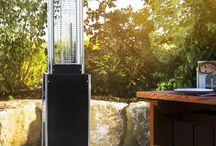 Heizpilze / Werte Deine Terrasse oder Deinen Balkon optisch auf. Genieße wohlige Wärme an frischen Sommernächten und Herbstabenden.