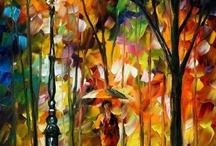 дождь рисунок