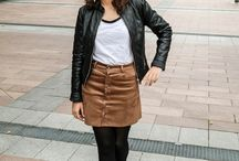 Herbst Outfits / Fashionblogger Outfits für den Herbst. Viele Casual Looks und Streetstyles. Herbstmode vom Fashionblog Written In Red Letters und anderen Modeblogs.