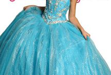 Bat Mitzvah and pageant dresses