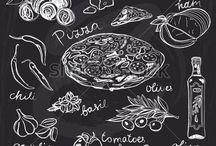 company pizzas