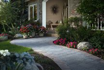 Awesome Gardens and Stone / Beautiful outdoor living inspiration from Yorktown Materials in Yorktown, Virginia!