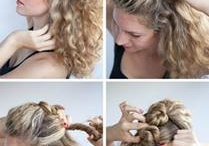 Competition hair inspiration
