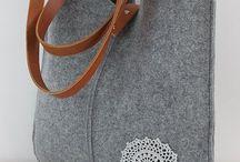torby z filcu