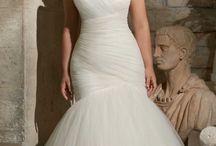 Plus Size Brudekjoler / Weddingdresses