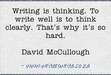 Writing / by Annwyn Bri