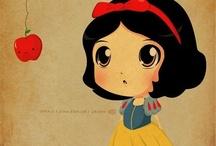 princesas disney inspiracion