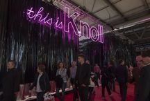 Knoll At Salone 2015 / Knoll Presents New Collections and Iconic Desins at the 2015 Salone Internazionale del Mobile