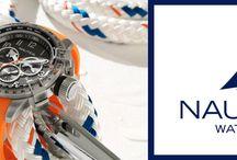 ΝΕΑ ρολόγια NAUTICA! Νεανικά και μοντέρνα για όλες τις ώρες!