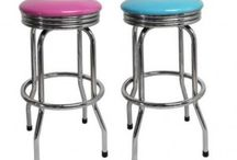 Bar Stools / by Dana Landis