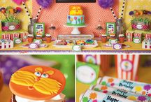 Lorax Party Ideas / by Lillian Hope Designs