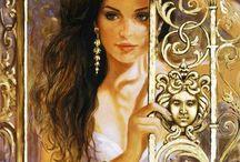 Dipingere la bellezza