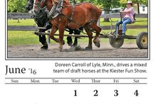 Country Calendars / Calendars that celebrate the best of our rural heritage, past and present. Four types of wall calendars, an appointment calendar and desk calendar. Made in the USA