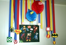 Birthday party ideas! / by Linda Beckman
