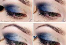 Nápady na makeup