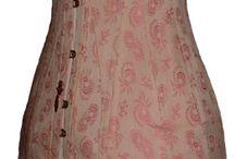 1910's corsets