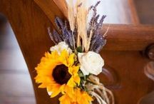 Panca chiesa fiori