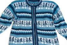 Sweater Cardigan Alpaca / Sweater - Alpaca hand made Sweater is new and is imported directly from Peru The unique design is exclusive handmade with alpaca wool. Typical harmonious colors and Inca drawings. Original and unique creations from INKA-SHOP