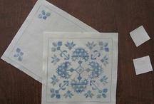 Cross Stitch Inspiration / Tutorials and Patterns