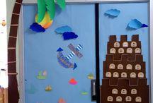 Decorate class room