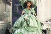 Southern Belle crochet dress