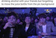 Kpop relates