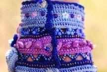 Вязание. Браслеты