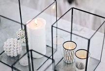 Black and White Decor Ideas - Ideias para uma Decoração Branca e Preta / Black and white decor ideas - Ideias para uma decoração branca e preta