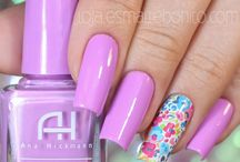 Esmaltes uñas colores