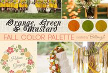 Weddings - colour themed / by Colleen Fitz-Gerald