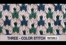 Knitting-Crochet... Örgü-Tığ / My favourites...