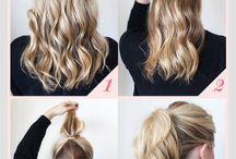 Stile nei capelli