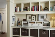 Office organizing  / by Jennifer Huffman Stroud