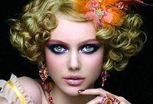 Hair ° Makeup ° Nails / by Jenn Collins