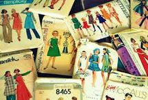 Sewing patterns / Sewing Patterns found