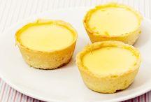 Desserts to make list