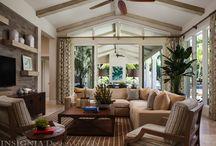 Royalton model home  / Interior design of million dollar home in palm beach gardens