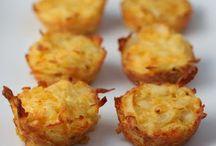 Potato Recipes / by Tiffany Musch